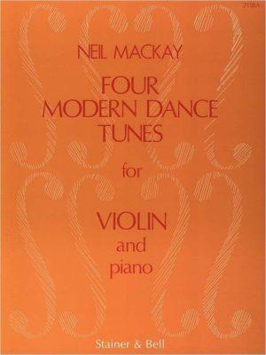 4 Modern Dance Tunes