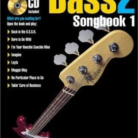 FastTrack - Bass 2 - Songbook 1
