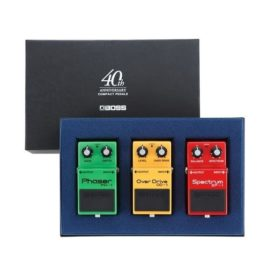 Boss BOSS BOX-40 Compact Pedal 40th Anniversary Box Set