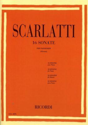 Scarlatti, 16 Sonate
