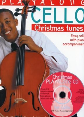 Playalong Cello Christmas Tunes