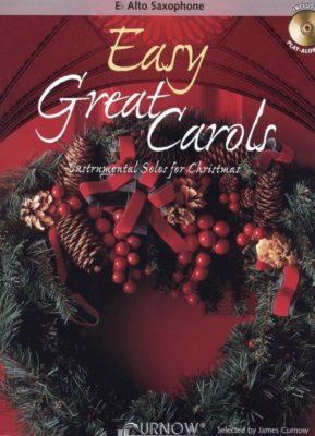 Easy Great Carols (Eb Alt Sax)
