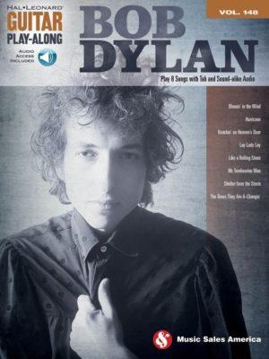 Guitar Play-Along Volume 148; Bob Dylan