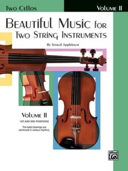 Beautiful Music for Two String Instruments Book II
