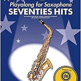 Guest Spot: Seventies Hits For Alto Saxophone