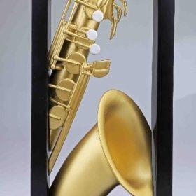 Saxofoon Wall Art 4D Model