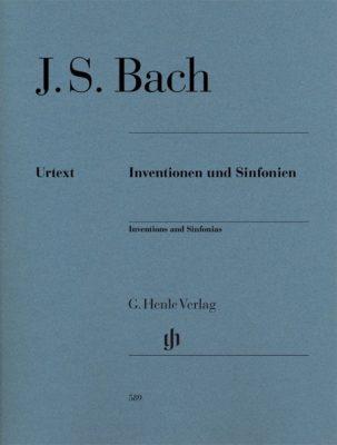 J.S. Bach; Inventionen und Sinfonien
