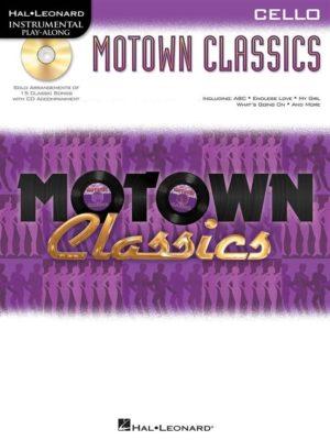 Instrumental Play-Along Series: Motown Classics Cello