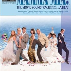 Piano Play Along, Vol. 73: Mamma Mia! The Movie