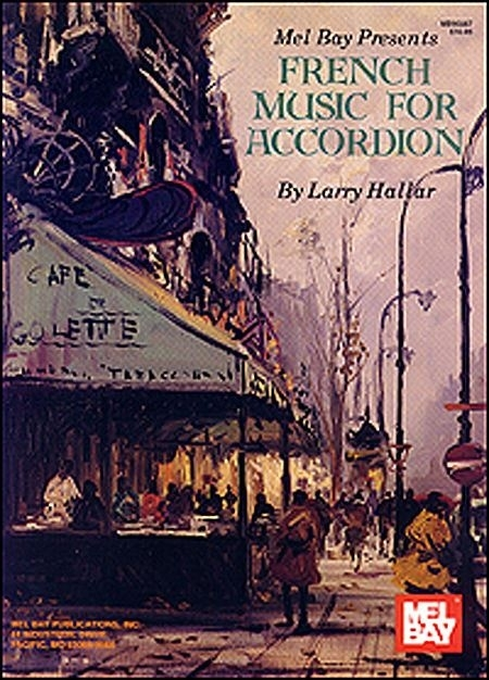 French Music For Accordeon