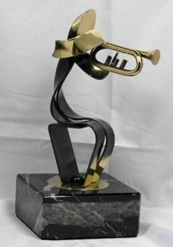 Bipem Art - Trompet speler