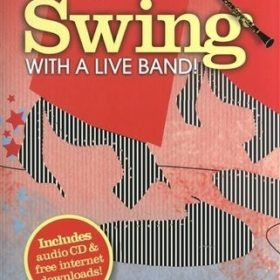 Play-Along Swing With A Live Band - Clarinet