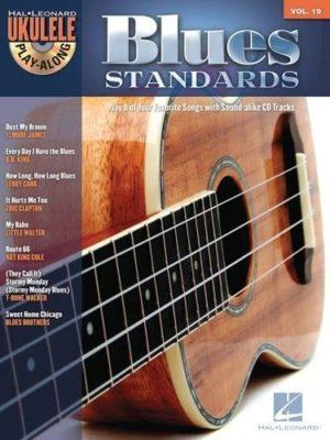 Ukulele Play-Along Volume 19: Blues Standards