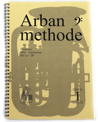 Arban Methode deel 1 trombone