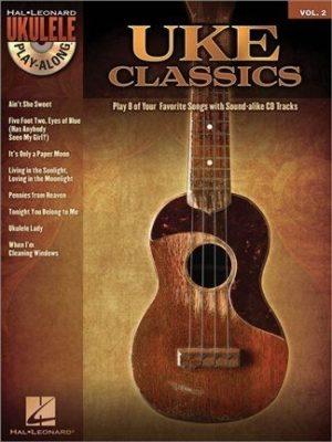 Ukulele Play Along, vol.2: Uke Classics