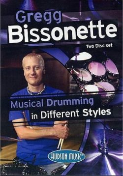 Greg Bissonette; Musical Drumming in different styles DVD
