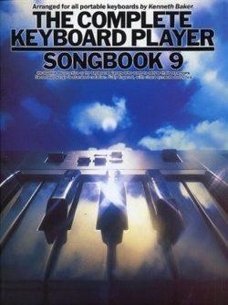 Complete Keyboard Pl. Songbook 9