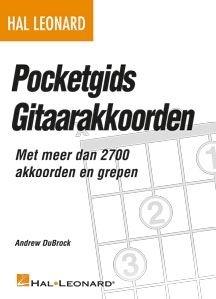 Pocketgids Gitaarakkoorden