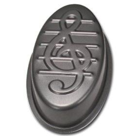 Bakvorm: G-Sleutel