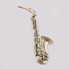 Broche: Tenor-Saxofoon S
