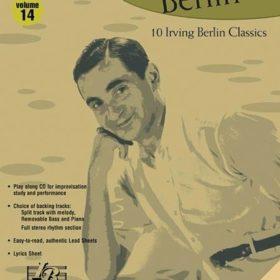 Jazz Play Along: Volume 14 - Irving Berlin