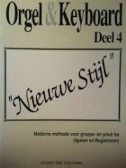 Orgel & Keyboard Nieuwe Stijl 4