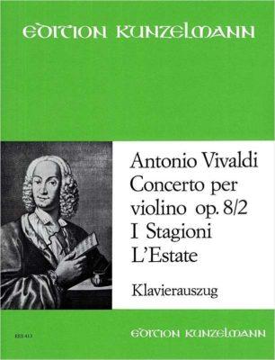 Vivaldi, opus 8/2