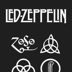 Little Black Songbook: Led Zeppelin