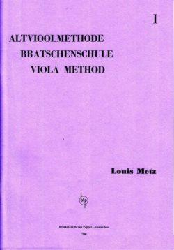 Altviool Methode 1