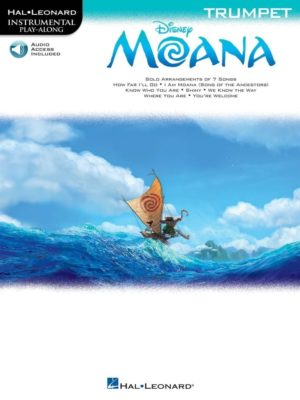 Moana (+ Audio Access)