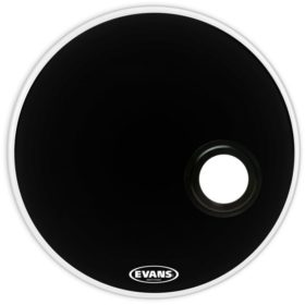 Evans BD18REMAD Emad Resonant Black