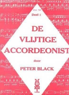 De Vlijtige Accordeonist 1