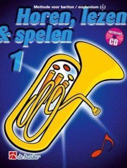 Horen Lezen & Spelen 1 Bariton/Euphonium TC