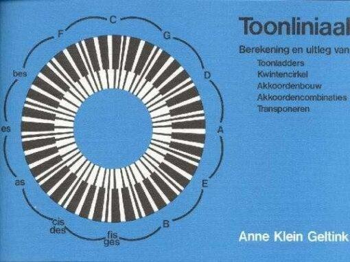 Toonliniaal