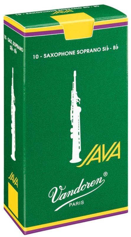 Vandoren Java Green 2,5