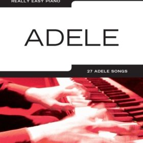 Really Easy Piano: Adele updated