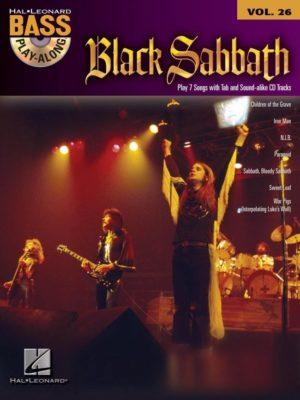 Bass Play-Along Volume 26: Black Sabbath