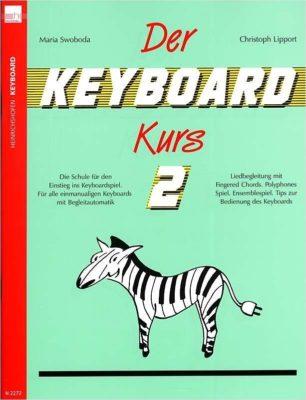 Keyboard Kurs 2