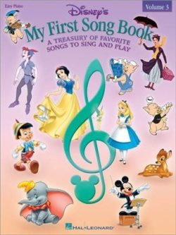 Disney's My First Songbook, Volume 3