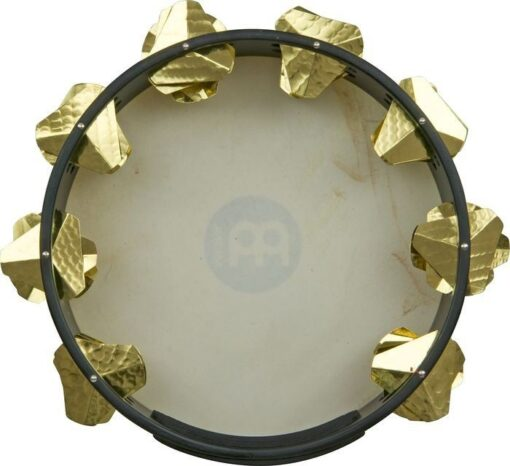 Meinl STAH1B-BK Super Dry Studio Goat Skin Wood Tambourine