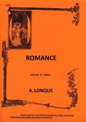 A. Lonque; Romance