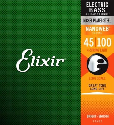 Elixir Nanoweb 14052 Light