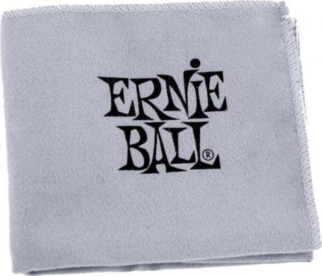 Ernie Ball AEB4220 Microfiber Cloth