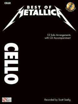 Sheet Music Best of Metallica for Cello
