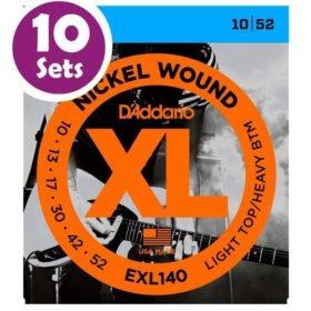 D'addario EXL140 10 Pack