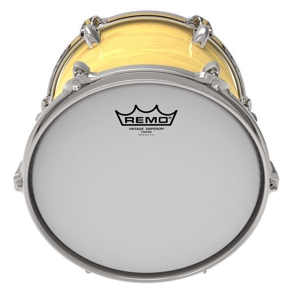 "Remo 12/"" Emperor Coated Drum Head BE-0112-00"