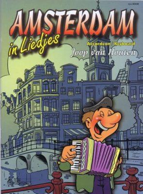 Amsterdam in Liedjes