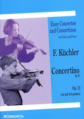 Küchler; Concertino in D, Opus 12