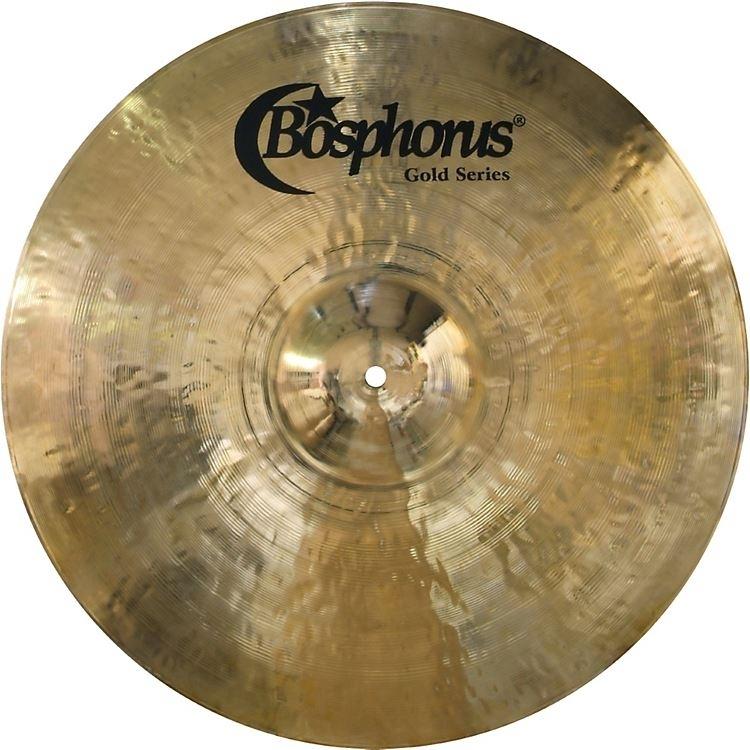 "Bosphorus 16"" Gold Series Crash Power"