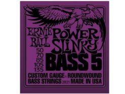 Ernie Ball 2821 Power Slinky Bass 5